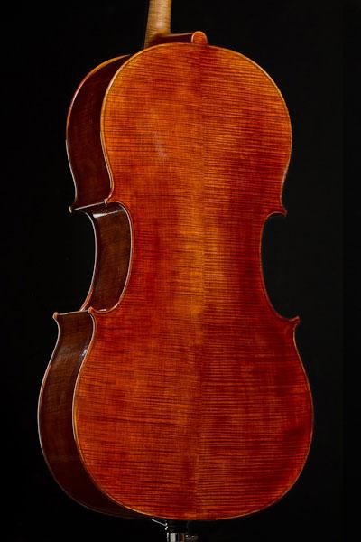 Boden des Modells Deutscher Musikinstrumentenpreis 2004